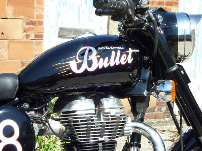 2011 Royal Enfield Bullet Classic 500 Lewis Leathers Limited Edition