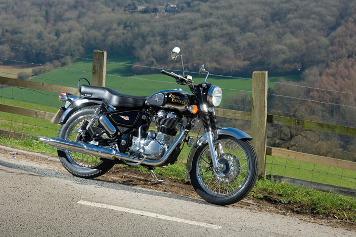 2011 Royal Enfield Electra EFI DL