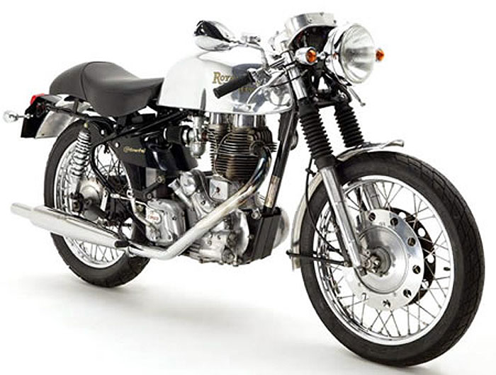 2011 Royal Enfield Continental Kit