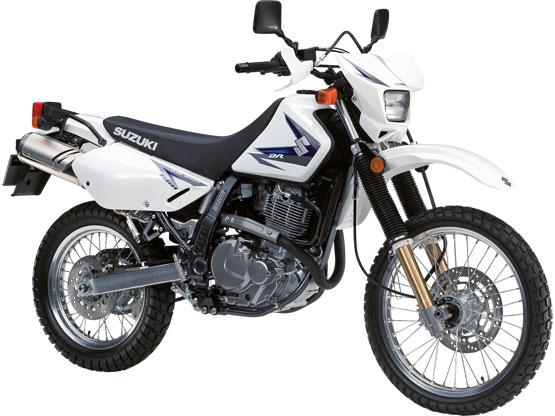 2011 Suzuki DR650SE
