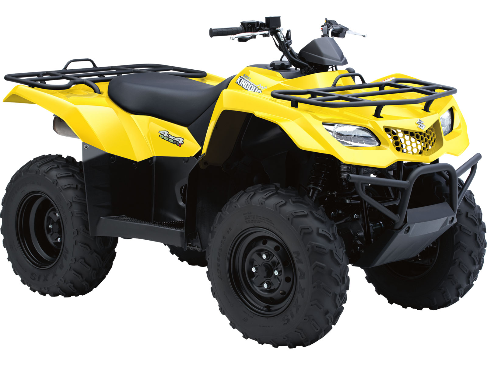 2011 suzuki kingquad 400fsi. Black Bedroom Furniture Sets. Home Design Ideas