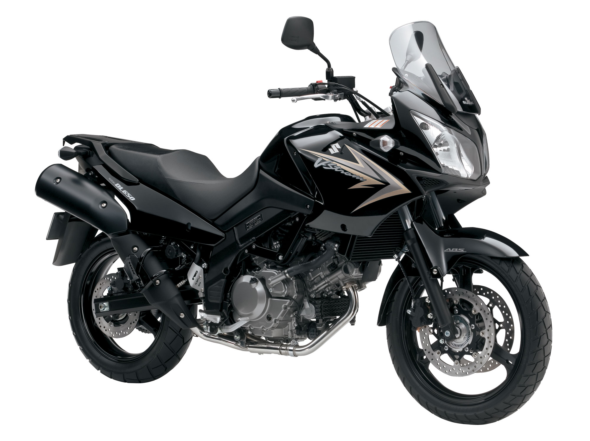 2011 suzuki v strom 650 abs. Black Bedroom Furniture Sets. Home Design Ideas