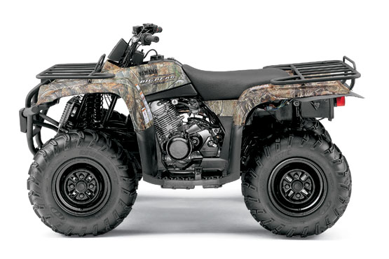2011 Yamaha Big Bear 400 4x4 IRS