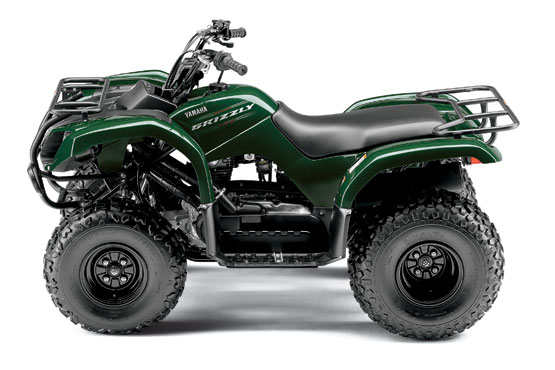 2011 Yamaha Grizzly 125