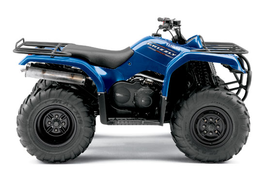 2011 Yamaha Grizzly 350 4x4