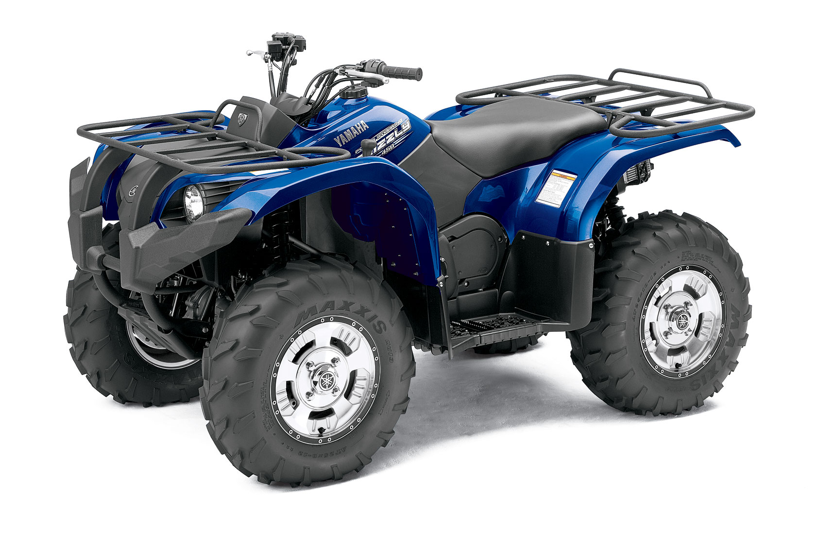 Yamaha Grizzly 450 >> 2011 Yamaha Grizzly 450 4x4 EPS