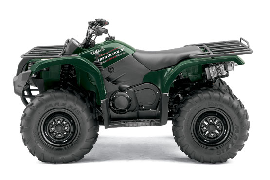 2011 Yamaha Grizzly 450 4x4