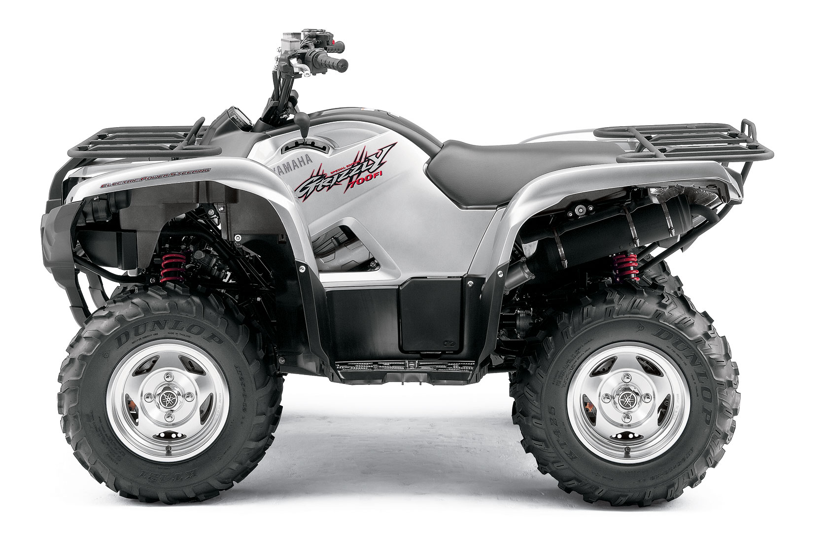 2011 yamaha grizzly 700 fi 4x4 eps special edition for Yamaha grizzly 4x4
