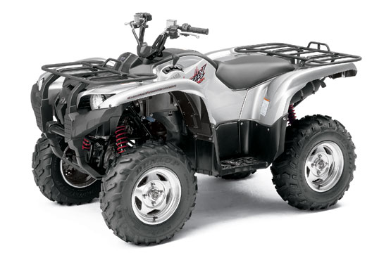 2011 Yamaha Grizzly 700 FI 4x4 EPS Special Edition