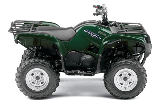 2011 Yamaha Grizzly 700 FI 4x4 EPS