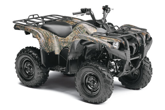 2011 Yamaha Grizzly 700 FI 4x4