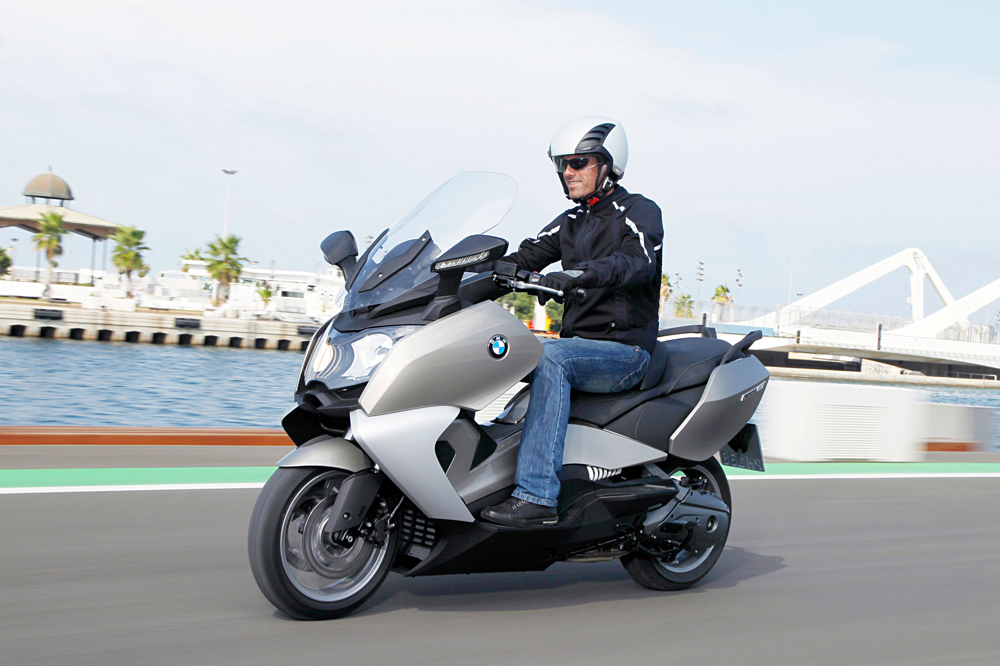 2012 BMW C650 GT Review