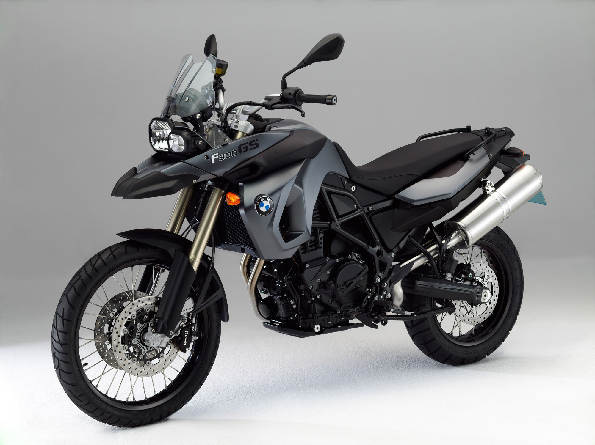 2012 BMW F800GS Review