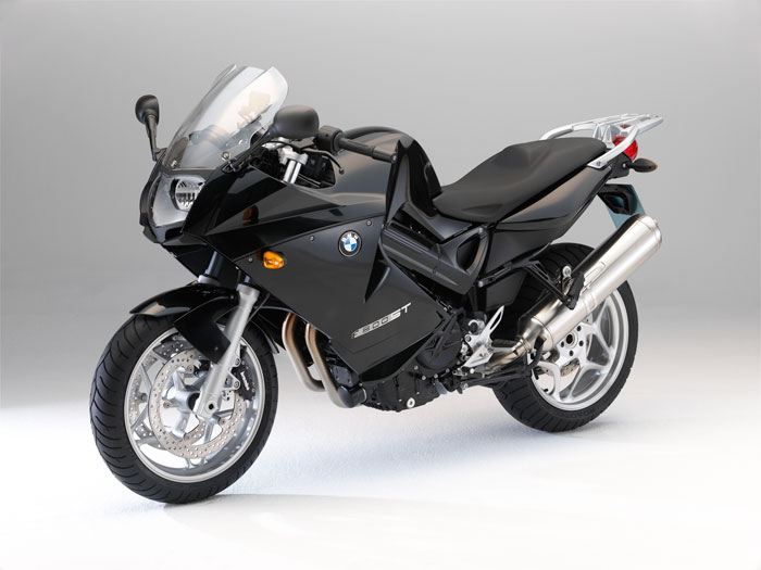 2012 BMW F800ST Touring Package