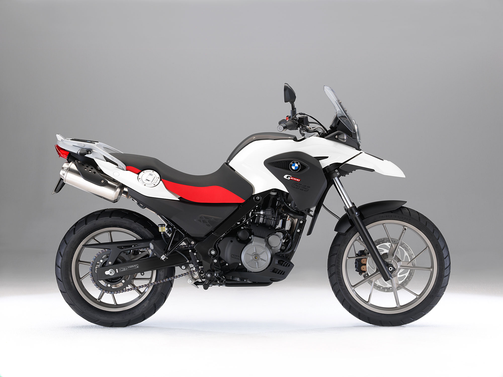 2012 BMW G650GS Review