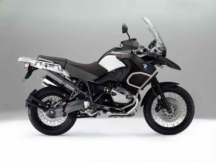 2012 BMW R1200GS Adventure Triple Black