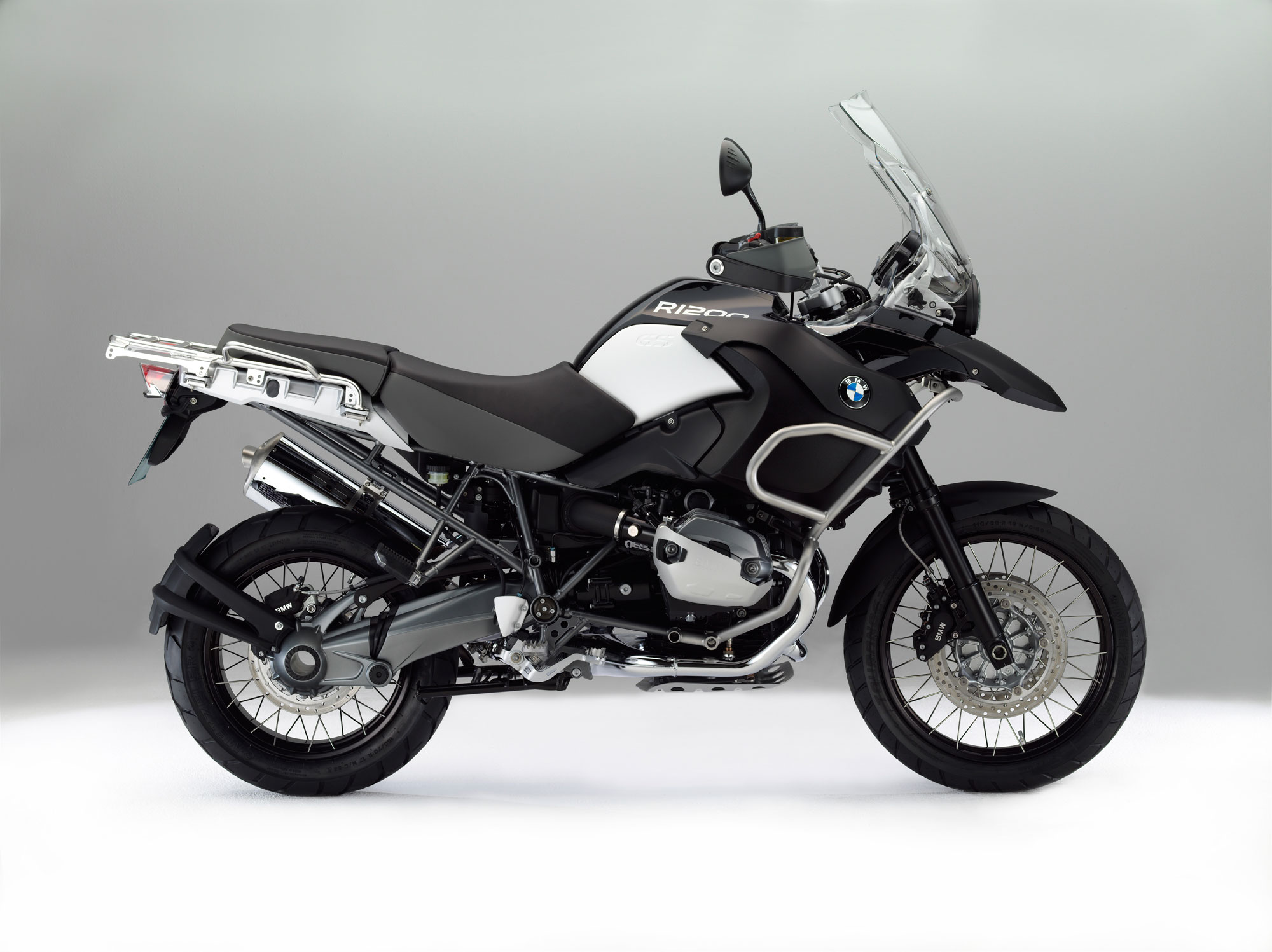2012 bmw r1200gs adventure triple black review. Black Bedroom Furniture Sets. Home Design Ideas