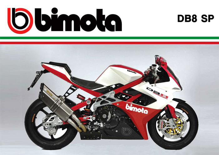 2012 Bimota DB8SP