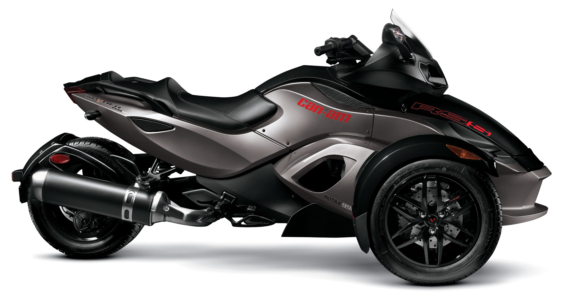 2012 Can Am Spyder Rs S Review