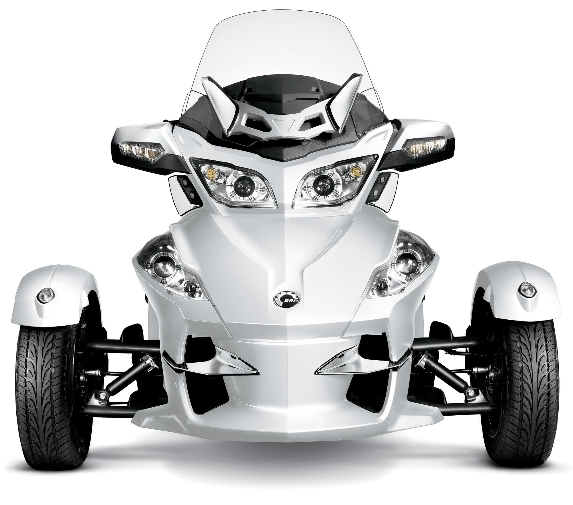 2012 can am spyder rt limited