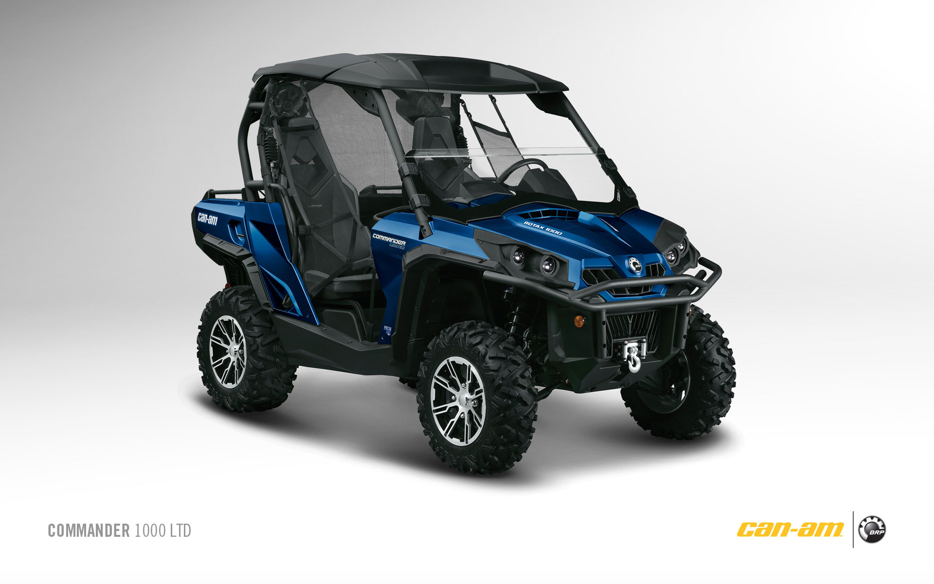 2012 Can-Am Commander 1000 Limited Review