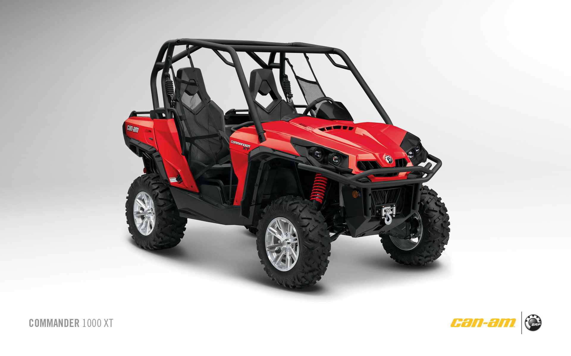 2012 Can Am Commander 1000 Xt Review