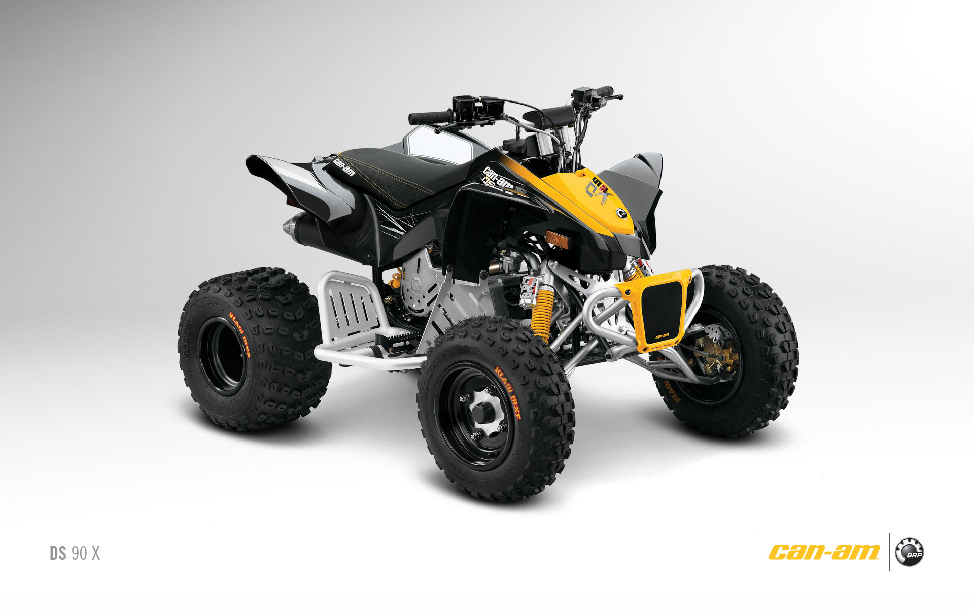 2012 can am ds 90x