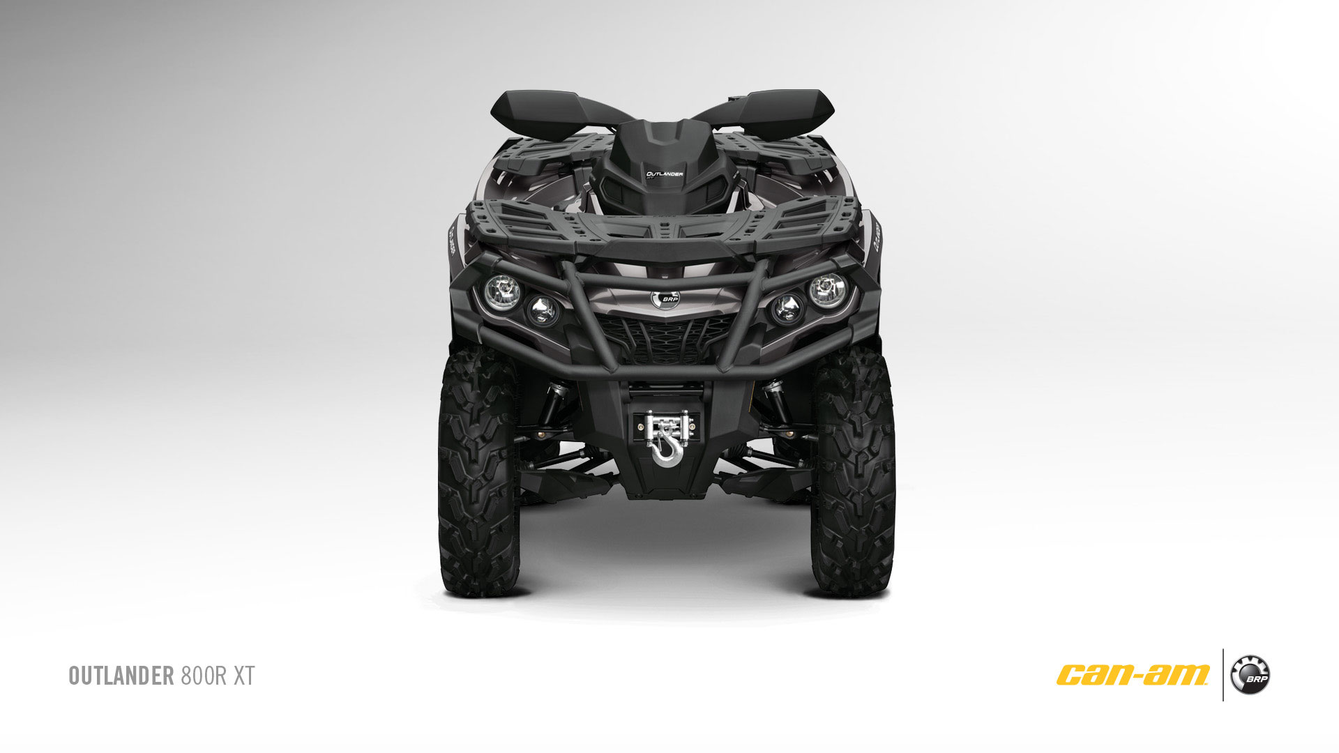 2012 Can-Am Outlander 800R XT Review