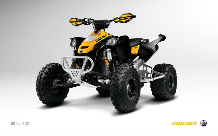 2012 Can-Am Outlander DS 450 X xc