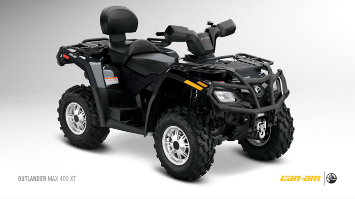2012 Can-Am Outlander MAX 400 XT