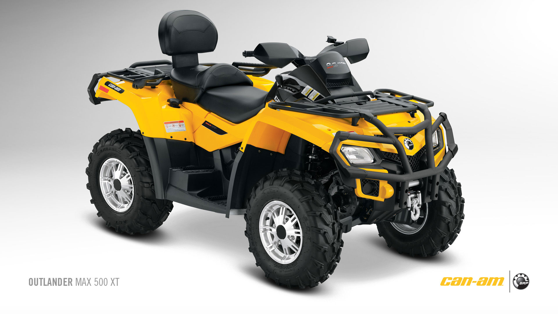 Can Am Outlander 500 Xt Pictures to pin on Pinterest