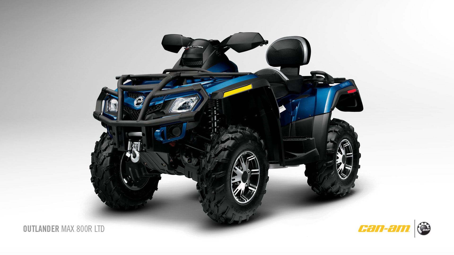 Can Am Outlander Max 2018 >> 2012 Can-Am Outlander MAX 800R Limited Review