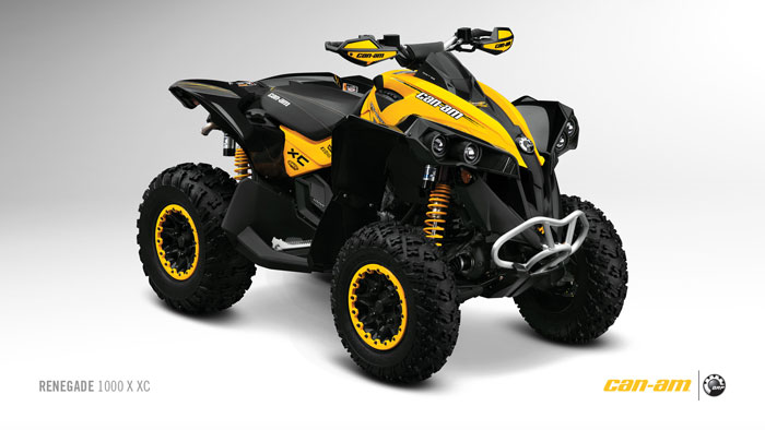 2012 Can-Am Outlander Renegade 1000 X Xc