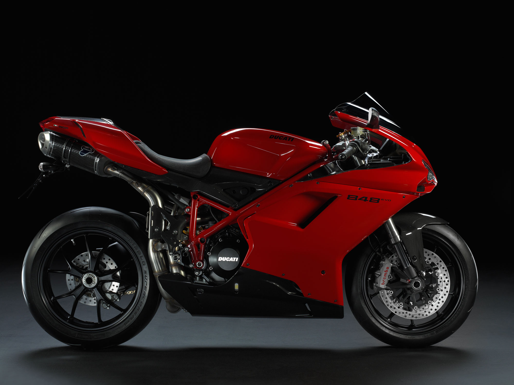 2012 Ducati 848 EVO Review