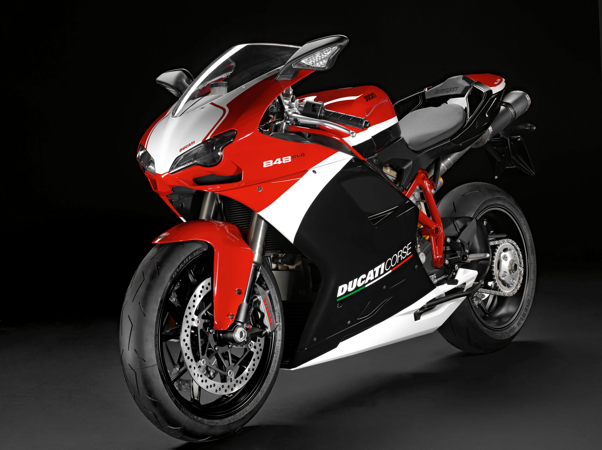 Remarkable 2012 Ducati 848 Evo Corse Se Review Pabps2019 Chair Design Images Pabps2019Com