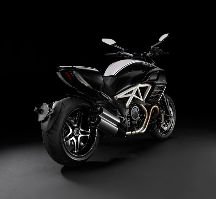 2012 Ducati Diavel AMG Special Edition