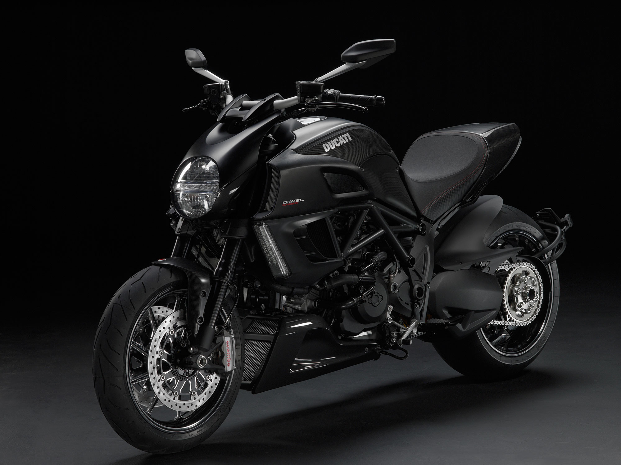 2012 Ducati Diavel Carbon Review