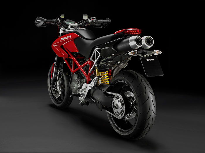 2012 Ducati Hypermotard 1100 EVO Review