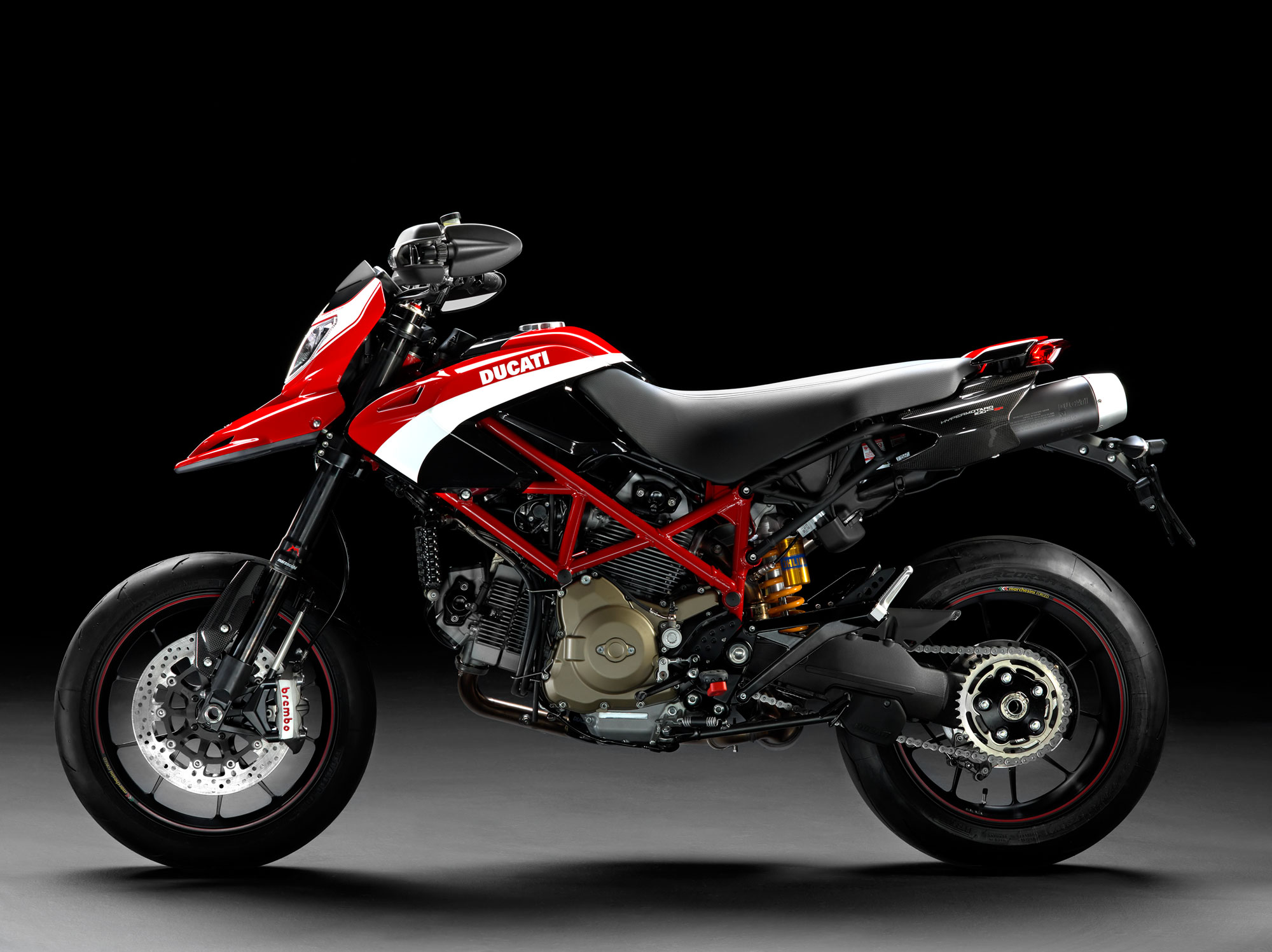 2012 ducati hypermotard 1100 evo sp corse edition review. Black Bedroom Furniture Sets. Home Design Ideas