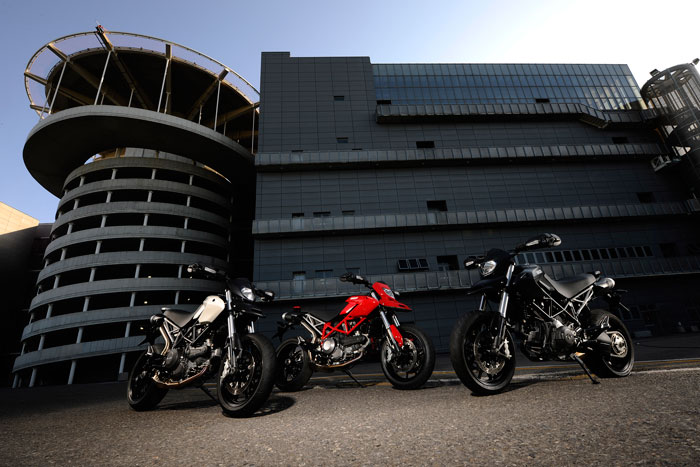 2012 Ducati Hypermotard 796 Review