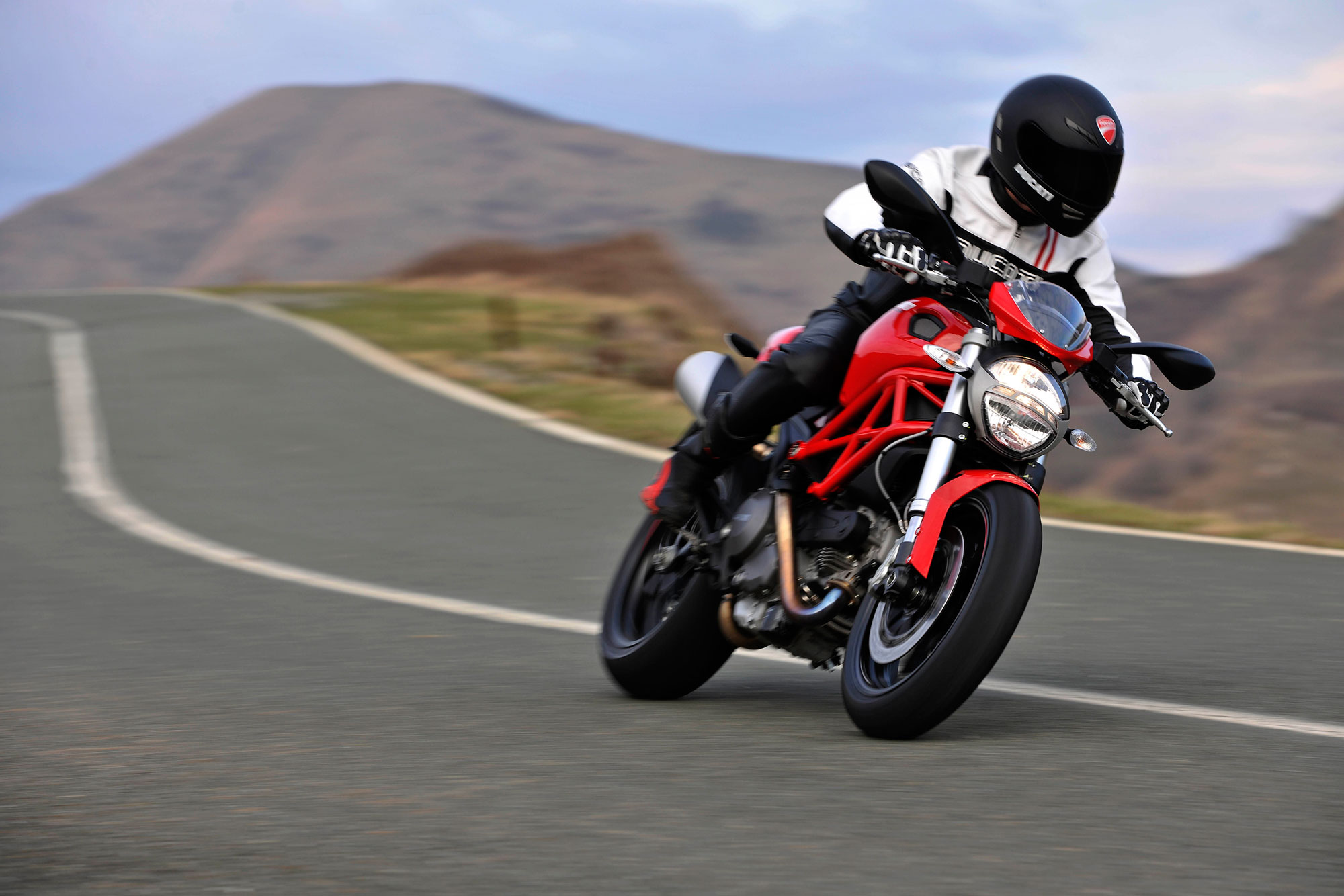 Outstanding 2012 Ducati Monster 796 Review Onthecornerstone Fun Painted Chair Ideas Images Onthecornerstoneorg