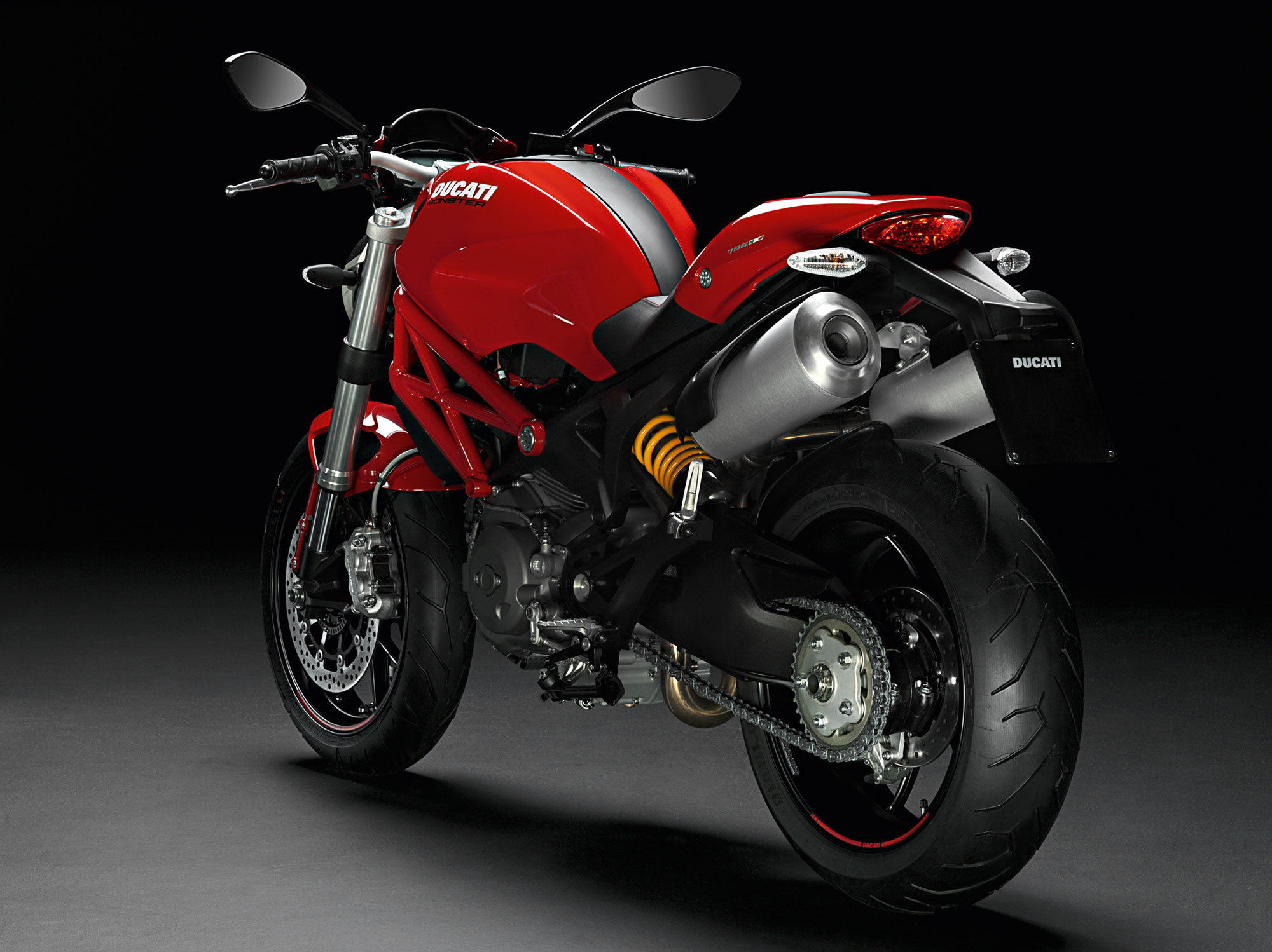 Fabulous 2012 Ducati Monster 796 Review Onthecornerstone Fun Painted Chair Ideas Images Onthecornerstoneorg
