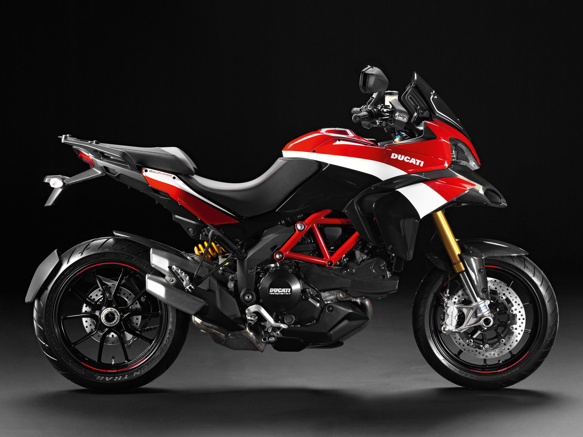 2012 ducati multistrada 1200s pikes peak review. Black Bedroom Furniture Sets. Home Design Ideas