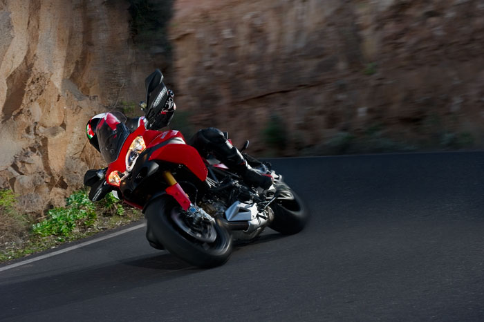 2012 Ducati Multistrada 1200S Touring Review