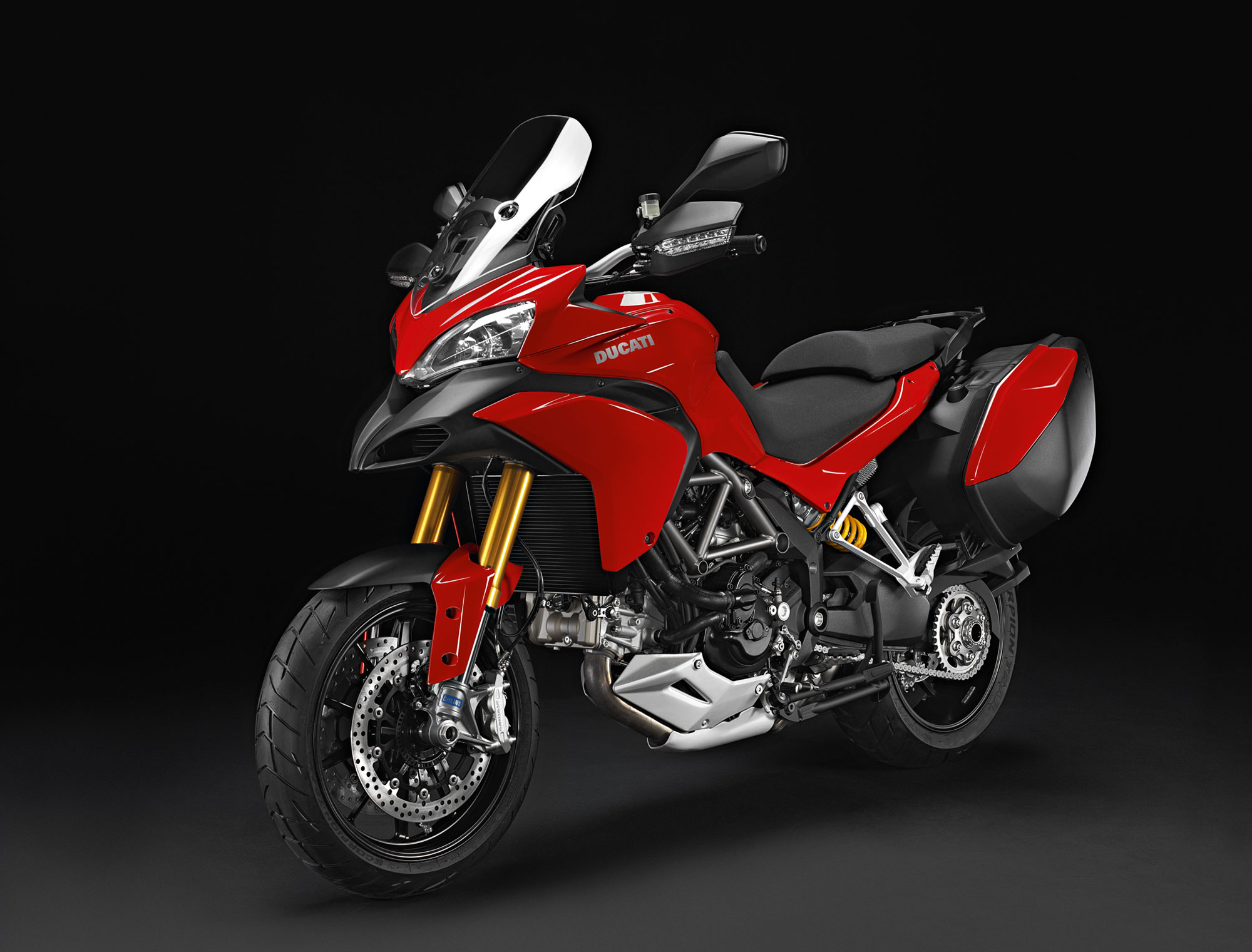 2012 ducati multistrada 1200s touring review. Black Bedroom Furniture Sets. Home Design Ideas