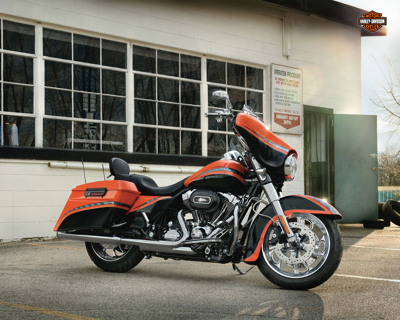 Harley Touring Service Manual