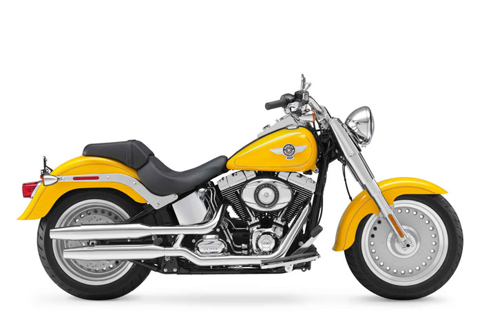 2012 Harley-Davidson FLSTF Softail Fat Boy