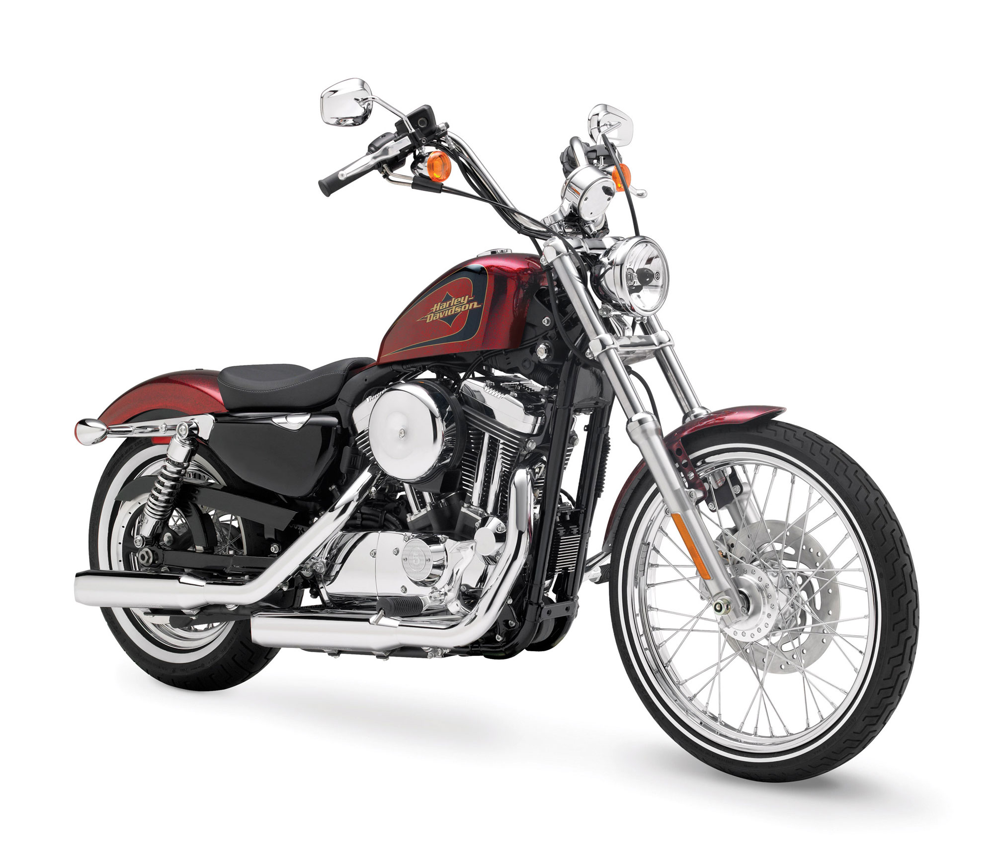 2012 Harley-Davidson XL1200V Seventy-Two Review