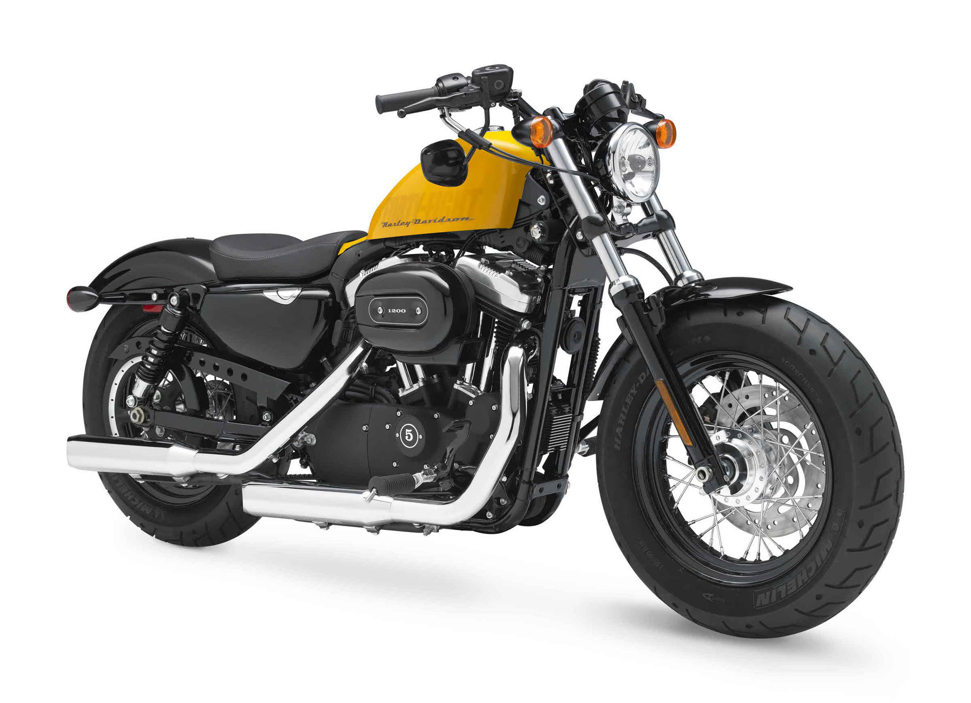 2012 harley-davidson xl1200x forty-eight 48 review
