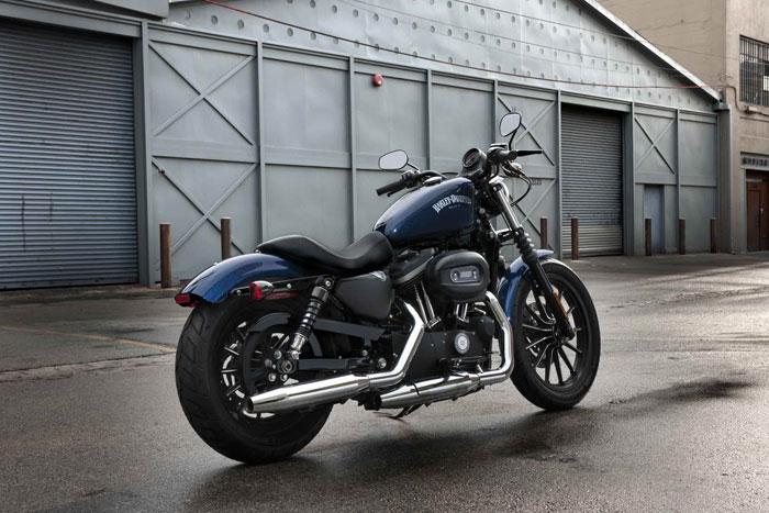 2012 Harley-Davidson XL883N Iron 883